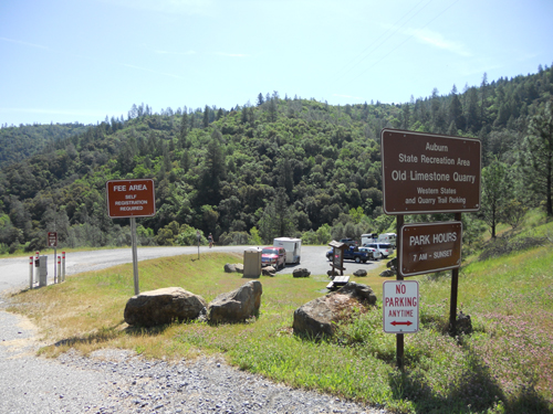 Quarry Trail, Auburn, California