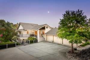 Lakefront home for sale at Lake of the Pines, Auburn, CA
